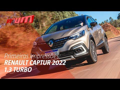 Primeiras impressões: Novo Renault Captur 2022 1.3 Turbo