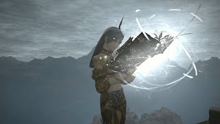 Final Fantasy XIV: HW - Patch 3.45 Scholar Anima Relic Weapon Sharpened Word of the Magnate