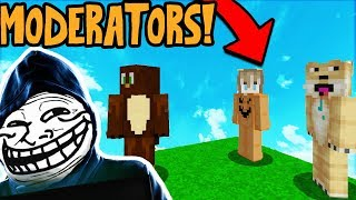 MY MODERATORS TROLLED ME MID RECORDING! 😡 - OWNER CATCHING HACKERS! EP67