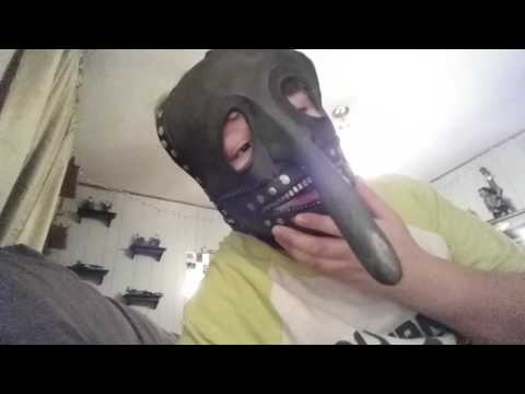 My Chris Finn mask