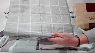 Постельное белье Viluta Сатин твил 260 - обзор