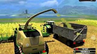 landwirtschafts simulator 2011 multiplayer jzd ohrada silž