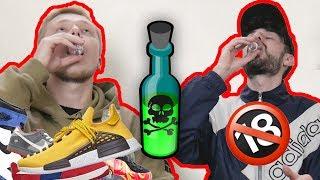 QUANTO COSTA ALCOLICO! CHALLENGE W/ DIARIO DEL RUSSO