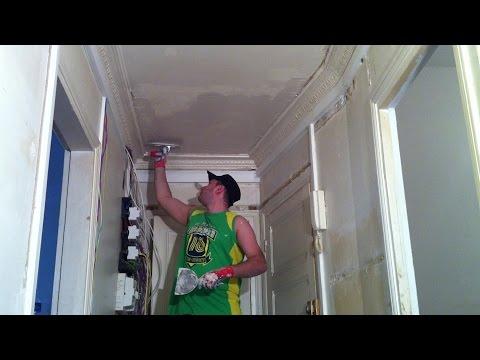 Rénovation plafond style Haussmannien ►2/2