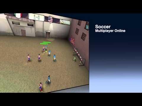 Soccer Multiplayer Online