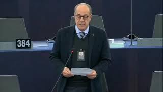 Intervento in aula di Paolo De Castro sul bilancio generale dell'UE per il 2020