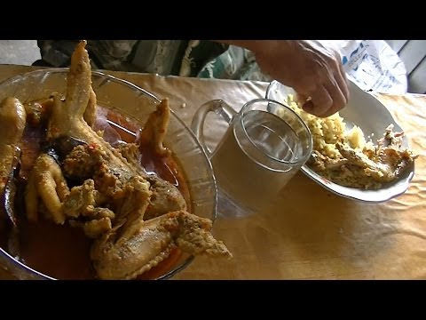 Jakarta Street Food 361 Jakartan Oblog Chicken Betawi Padang BePa Food Stall