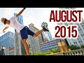 AUGUST 2015 BEST CLIPS | FREESTYLE FOOTBALL