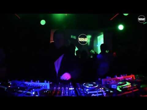 Sasha - Live @ Trainspotting Rave Berlin 2017 (Progressive House, Acid, Techno)