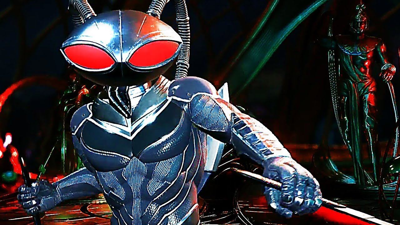 INJUSTICE 2 Black Manta Gameplay (2017) PS4 / Xbox One