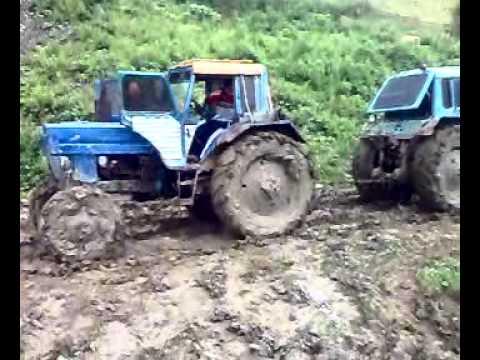 Хочу трактор Мтз-82(но не такой корч) - YouTube
