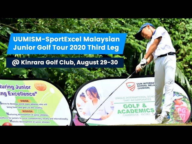 Young Guns - UUMISM-SportExcel Malaysian Junior Golf Tour 3rd leg