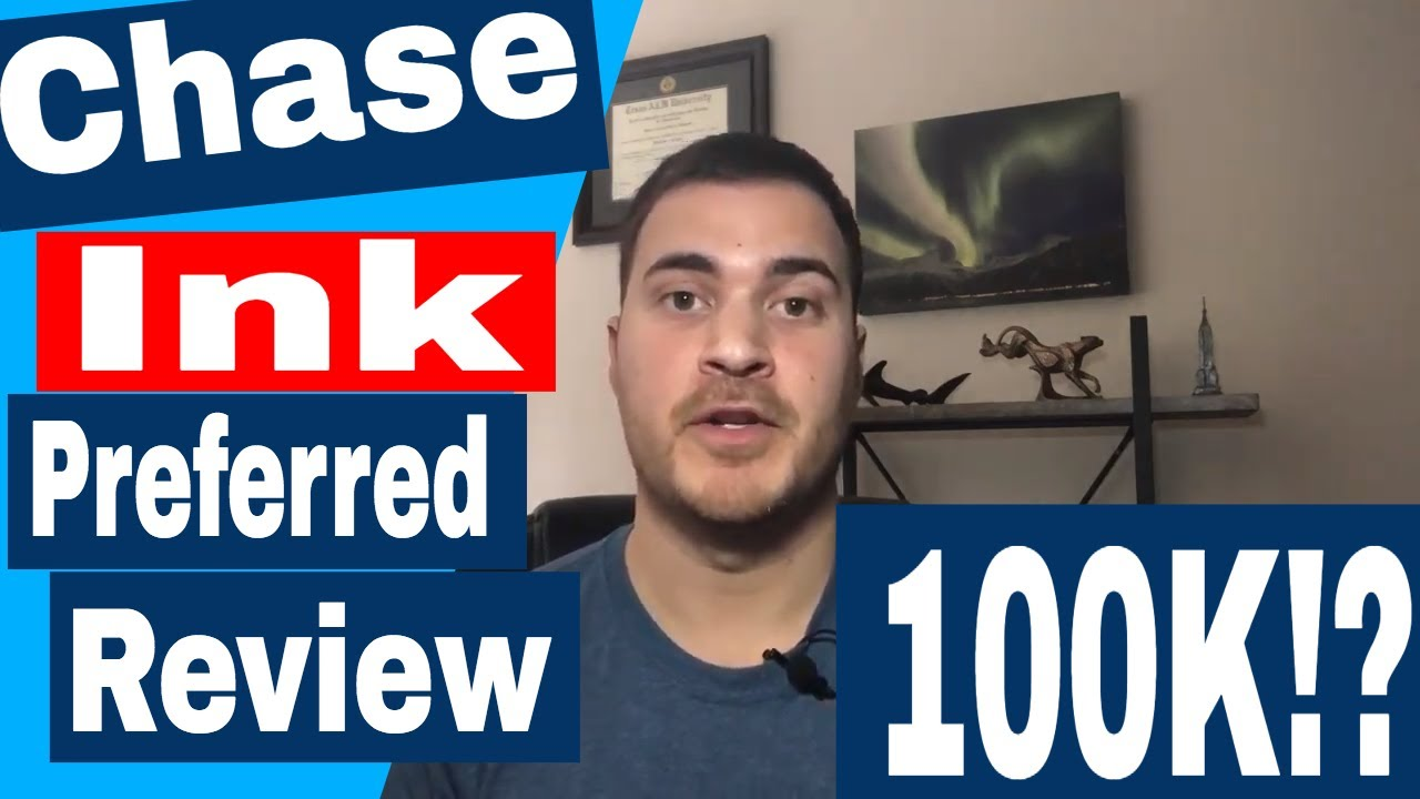 Chase Ink Business Preferred Review (80,000 Points!) [2019