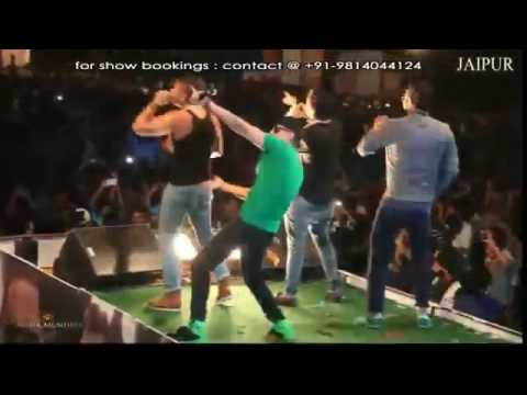 Yo Yo Honey Singh live show 05/august/2016