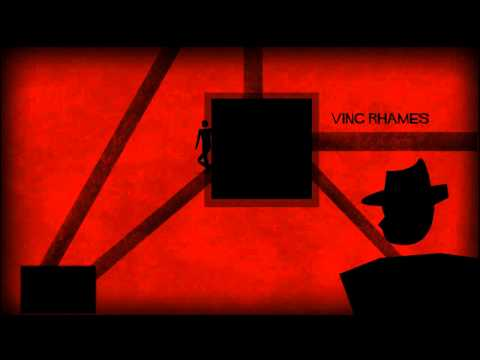 Pulp Fiction Title Sequence  Saul Bass Style