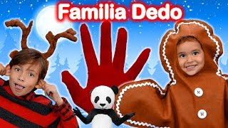 La Familia Dedo | Finger Family Song in Spanish | Canciones Infantiles