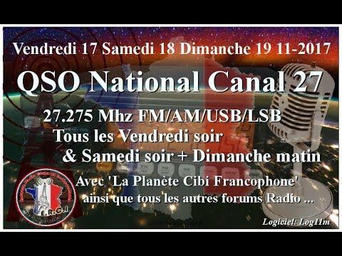 S18 11 2017 QSO National Cx27 section SudOuest