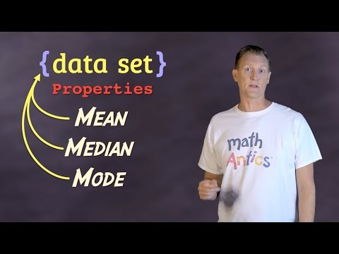 math-antics---mean,-median-and-mode