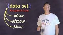 Math Antics - Mean, Median and Mode