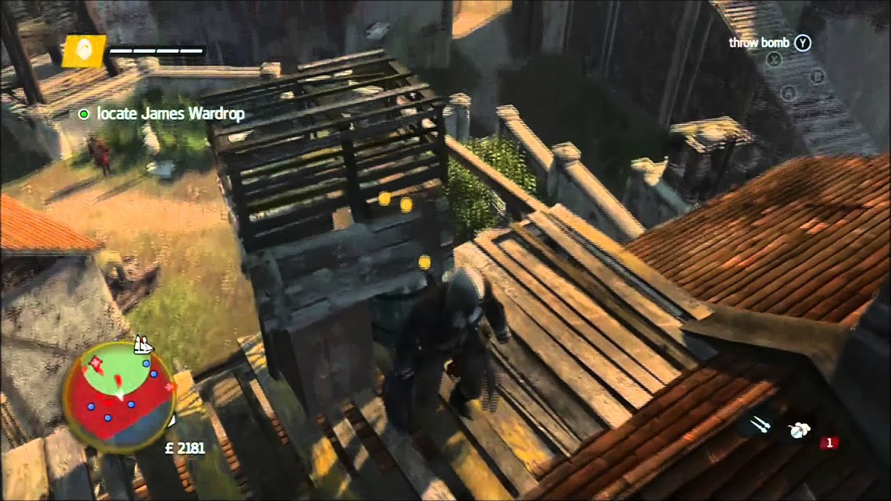 Download Assassin's Creed Rogue Locate and Air Assassinate James Wardrop