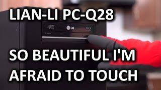 Lian Li PC-Q28 Compact Media Case
