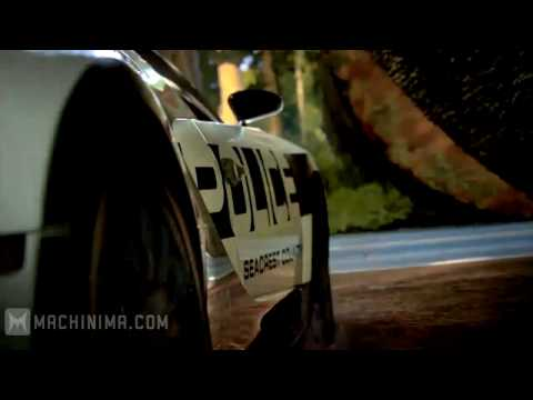 Need for Speed Hot Pursuit 2010 DEBUT TRAILER
