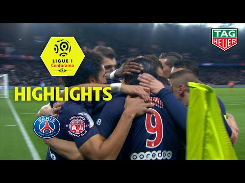 Paris Saint-Germain - Toulouse FC ( 1-0 ) - Highlights - (PARIS - TFC) / 2018-19