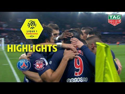 Paris Saint-Germain - Toulouse FC ( 1-0 ) - Highlights - (PARIS - TFC) / 2018-19