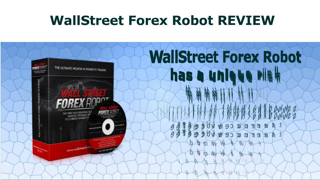 Forex robot reviews 2015