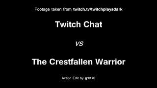 Twitch Plays Dark Souls - The Crestfallen Warrior (Real-Time Edit)