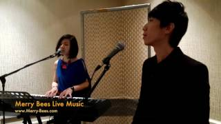 Merry Bees Live Music - Singing Duo sings to 你最珍贵