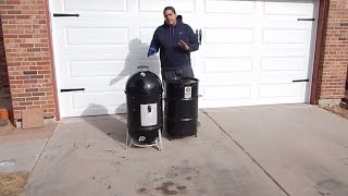 weber smokey mountain vs pit barrel cooker bbq smoker comparison