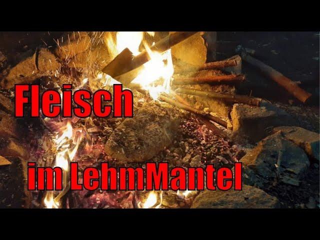 LagerFeuerMusik & Fleisch im LehmMantel