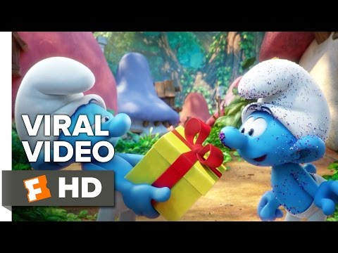 Smurfs: The Lost Village VIRAL VIDEO - Happy Holidays! (2017) - Movie HD