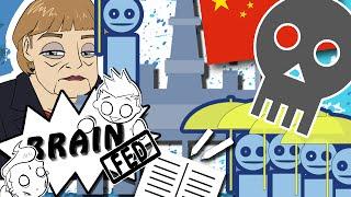 REVOLUTION! Regenschirm VS Polizei ♦ Größte Umweltkatastrophe der USA | BrainFed #9