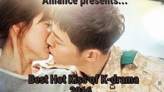[Alliance] Best Hot Kiss of K-drama 2016