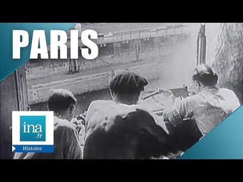 La libération de Paris en images | Archive INA