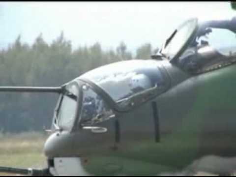 28(AC) Squadron visit Slovakia