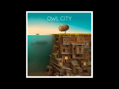 Owl City - Dreams and Disasters Lyrics FULL SONG (The Midsummer Station)