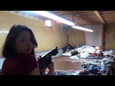 Nikki Yee-Rehearsing for Michael Bay Audition TRANSFORMERS 3