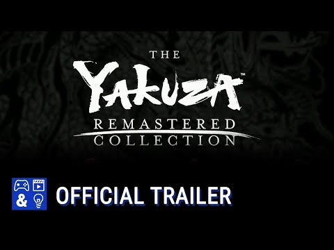 Sega Announces 'Yakuza 3,' '4' & '5' Will Return in 'Remastered Collection' for PlayStation 4