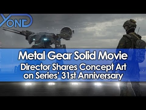 Is This Our First Glimpse of the Metal Gear Solid Movie?
