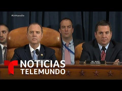 Las Noticias de la mañana, 4 de diciembre de 2019 | Noticias Telemundo