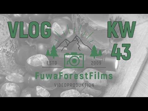 FuwaForestFilms Wochenshow Video Rückblick | VLOG KW 43