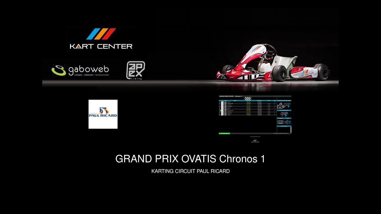 grand prix ovatis chronos 1 2018 05 24 karting circuit paul ricard kart center youtube. Black Bedroom Furniture Sets. Home Design Ideas