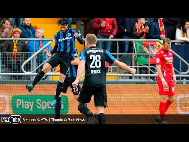 2015-2016 - Jupiler Pro League - 26. KV Oostende - Club Brugge 0-2