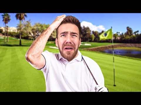 HOW CAN I BE SUCH A TERRIBLE GOLFER?!
