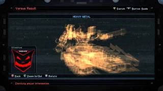 Armored Core V - Universe Vs (EXPENDABLES) conquest