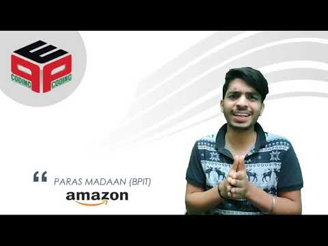 Amazon Placement Experience and Preparation | Journey from Tier-2/3 college to Amazon