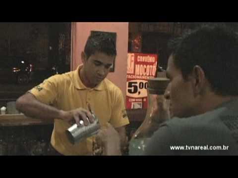Tv NA REAL -Restaurante e Cachaçaria Mocotó